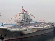 Trung Quốc đóng xong tàu sân bay kiểu Nga, sẽ đóng mẫu hạm kiểu Mỹ