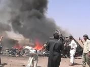 Phiến quân Syria bắn hạ trực thăng Nga