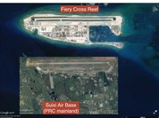 """Biển Đông: Mỹ chuẩn bị """"tên lửa trận"""" đối phó đảo nhân tạo Trung Quốc"""