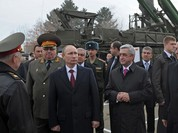 """""""Nga chỉ tập trận, sao phương Tây căng thẳng thần kinh thế!"""""""