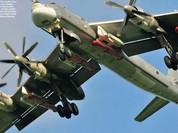 Không quân Nga ồ ạt trút sấm sét, ngăn IS chạy từ Iraq sang Syria
