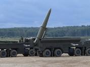 """Nga """"chống bành trướng"""" với tên lửa Iskander và S-400"""