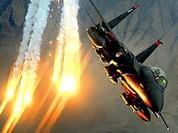 Mỹ không kích Palmyra để phá hủy vũ khí Nga