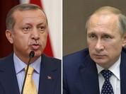 Nga chơi bài gì cùng Thổ Nhĩ Kỳ tại Syria