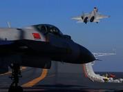 Tàu sân bay Trung Quốc tiến xuống Biển Đông