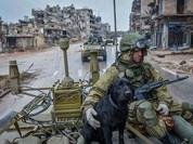 """Nga phản pháo Mỹ cáo buộc """"tiêu thổ"""" ở Syria"""