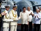 Ông Duterte mong Nga thành đồng minh và bảo vệ Philippines
