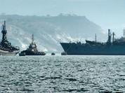 Ukraine không có cơ dùng vũ lực hất Hạm đội Biển Đen khỏi Crimea