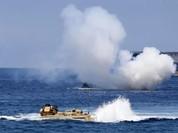 Nhật Bản- Philippines tập trận Biển Đông bảo vệ tự do hàng hải