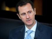 Tổng thống Syria tuyên bố «đang trên đà chiến thắng»