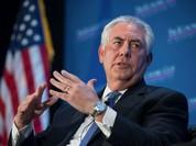 """Biển Đông: Mỹ kêu gọi hòa bình sau """"phát pháo"""" của Rex Tillerson"""