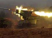 Ukraine điều 30 dàn tên lửa, 12 trực thăng đến Donbass