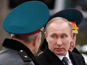 Ông Putin biến Nga thành tay chơi chính ở Trung Đông