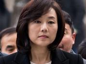 """Bộ trưởng Hàn Quốc bị bắt khẩn vì """"danh sách đen nghệ sĩ"""""""
