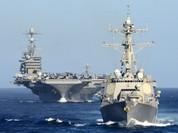 """Biển Đông: Mỹ tuyên bố """"bảo vệ quyền lợi"""", Trung Quốc phản ứng đáp trả"""