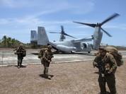 Biển Đông: Mỹ điều thêm chiến đấu cơ áp sát đề phòng