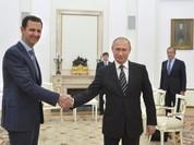 """Nga là """"tay chơi"""" lớn, Anh có thể thay đổi chính sách với Syria"""