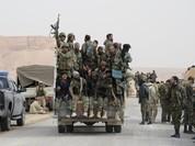 Phiến quân IS bị tấn công tứ phía trên chiến trường Syria