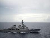 Biển Đông: Tàu sân bay tuần tra, chiến hạm Mỹ sắp áp sát đảo nhân tạo phi pháp