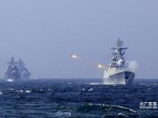 Biển Đông: Mỹ lộ tin sắp áp sát đảo nhân tạo, Trung Quốc tập trận một tuần