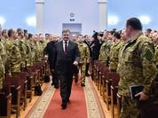 """Tổng thống Ukraine cảnh báo """"chiến tranh toàn diện"""" với Nga"""