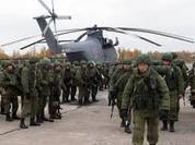 100.000 lính Nga tập trận sát biên giới NATO, Belarus nói gì