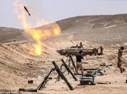 Pháo khai hỏa dọn đường, quân đội Syria giải phóng nhiều khu vực ngoại ô Damascus