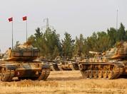 Mỹ lập căn cứ tại Syria chặn quân Thổ tấn công người Kurd