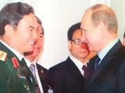 Tướng Việt Nam được tổng thống Nga Putin tặng huân chương nói gì?