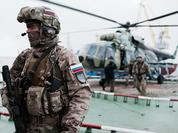 """Thắng trận Syria, Nga lại bị tố """"ngó nghiêng"""" Libya"""