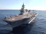 Chuyên gia Nga: Nhật Bản điều chiến hạm tới Biển Đông là động thái mạnh