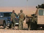 """Lính Mỹ xuất lộ trên chiến tuyến gần """"thủ đô"""" IS"""