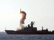 """Nga """"dằn mặt"""" Mỹ-NATO, tập trận tên lửa tại Biển Đen"""