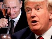 """""""Putin đứng sau đòn tấn công tên lửa Syria của Trump""""?"""