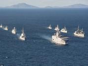 Chiến hạm Nga lại khiến hải quân Anh báo động