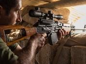 Xạ thủ bắn tỉa IS bị tiêu diệt ở Mosul