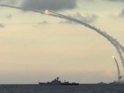 """Nga phóng """"sát thần"""" Kalibr diệt khủng bố Syria, Mỹ-NATO giật mình (II)"""