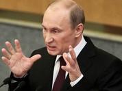 """Putin lại """"trảm"""" hàng loạt tướng lĩnh, quan chức cao cấp"""