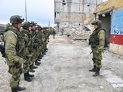Cố vấn Nga thiệt mạng do bắn tỉa tại Syria