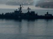IS lên kế hoạch tấn công chiến hạm hải quân Nga