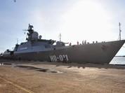 Hai chiến hạm Gepard mới của Việt Nam chuyên chống ngầm