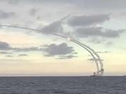 """Nga đưa """"sát thủ"""" Kalibr lên tàu ngầm hạt nhân sau đòn thị uy Syria"""