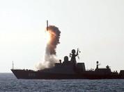 58 tên lửa Kalibr Nga đã được phóng tấn công phiến quân Syria