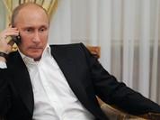 Chuyên cơ của Tổng thống Nga Putin bị săn lùng trên đường dự G-20?