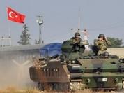 Thủ lĩnh IS chết, Thổ Nhĩ Kỳ điều quân áp sát biên giới Syria