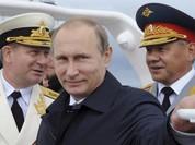 WSJ: Nga đã tiến lên tầm toàn cầu, phá thế Mỹ thống lĩnh