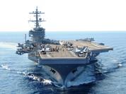 Báo Anh: Tàu sân bay Mỹ sẽ thăm Việt Nam vào năm 2018