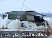 Công nghệ mới: Xe vượt mọi địa hình