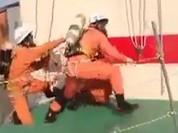 Video Diễn tập cứu hộ người bị nạn tại Nhật