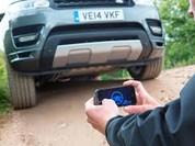 Range Rover Sport điều khiển bằng smartphone